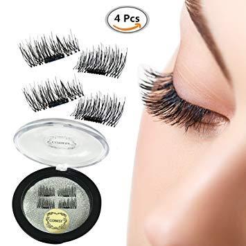 4pcs Magnetic Eyelashes SHORT Philippines