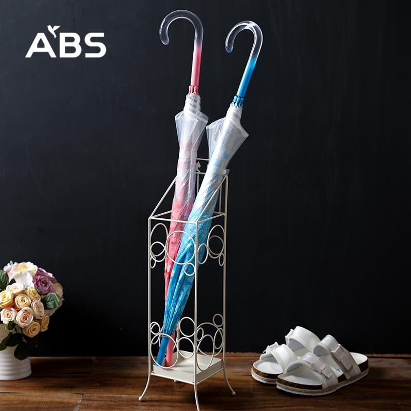 ABS 17X17X55 ABS Iron Art Umbrella Stand