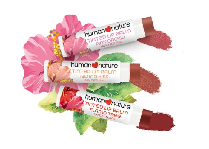Human Nature Tinted Lip Balm Flame Tree 4g Philippines