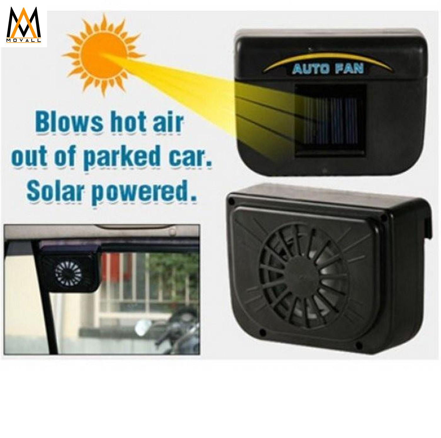 Buy Sell Cheapest Auto Cool Fan Best Quality Product Deals Car Solar Powered Air Cooler Ventilation