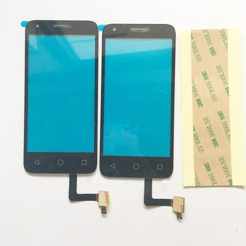 external touch Screen Digitizer Front Glass Sensor For Alcatel One Touch Pixi 3 4.5 4027 4027D 4027X 5017 5017E VF795