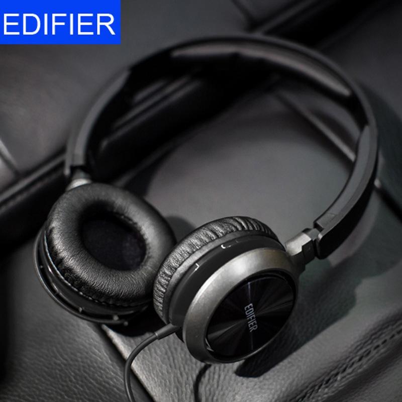 Edifier/Dalam Perjalanan K710 PS Pakaian Jenis Permainan Komputer Telepon Seluler Headphone Telinga Gandum Daftar Bore Ambil yang Kata-kata Tabung-Internasional