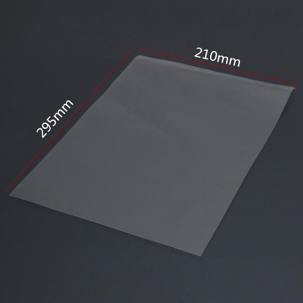 A4 Inkjet & Laser Printing Transparency Film For DIY PCB - intl