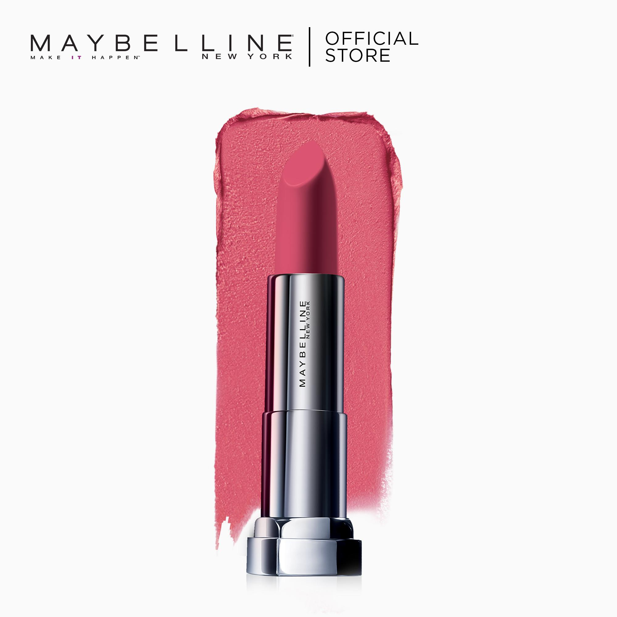 Maybelline Color Sensational Powder Matte Lipstick (Technically Pink) Philippines