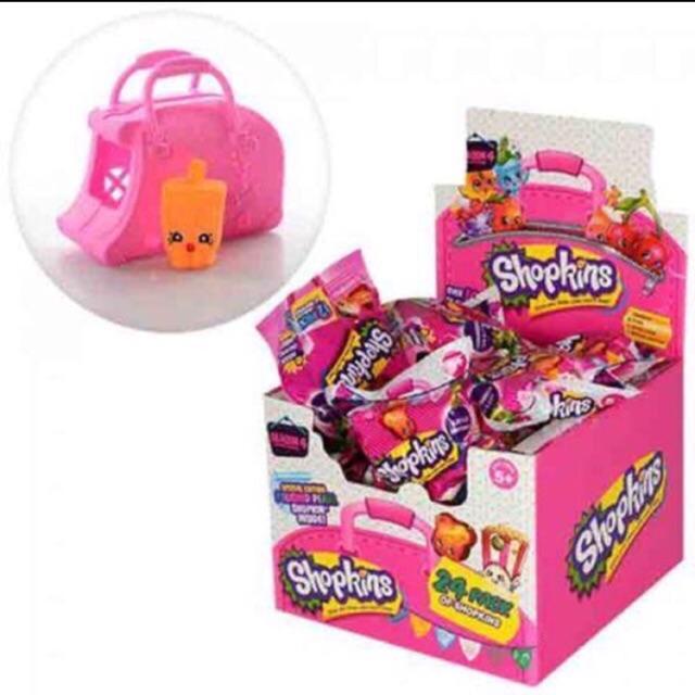 Buy 1 Take 1 Shopkins Season 4 Blind Pack Mini Figures Toy Set Of 2