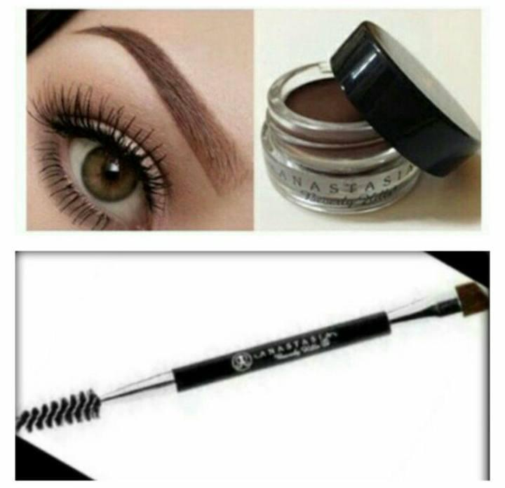 Anastasia Beverlyhills Dipbrow Pomade with Dou Brush (Medium Brown) Philippines