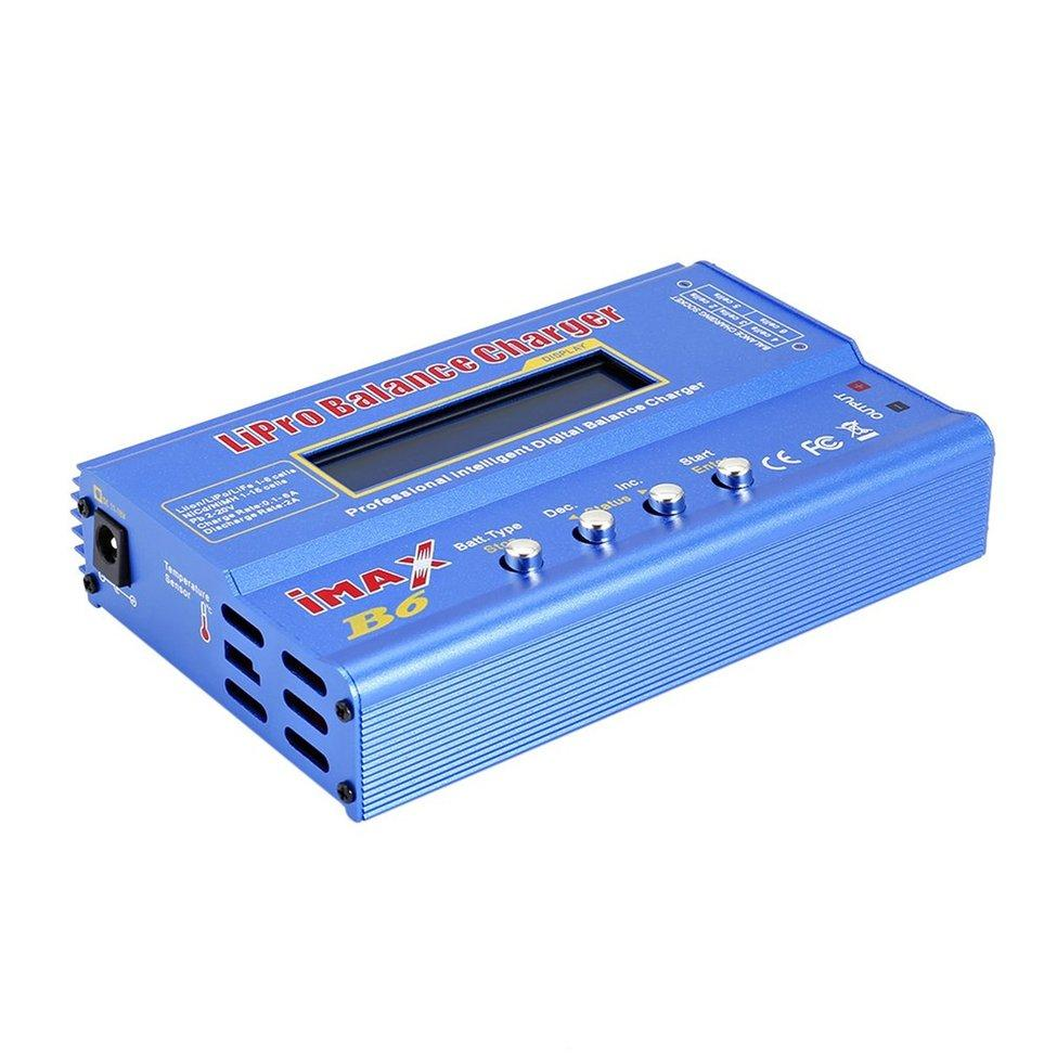 Oh Imax B6 Lipo Nimh Li Ion Ni Cd Rc Battery Balance Digital Charger 80w And Product Details Of Discharger