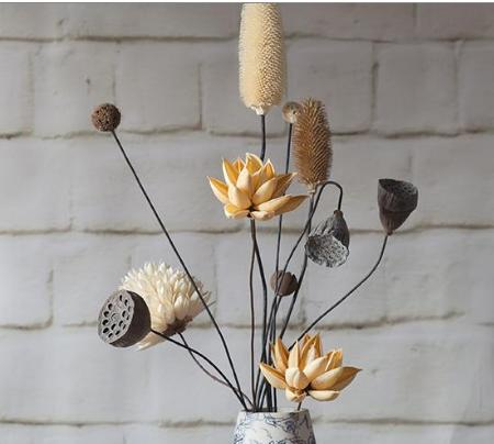 Modern Artificial Dry Flowers