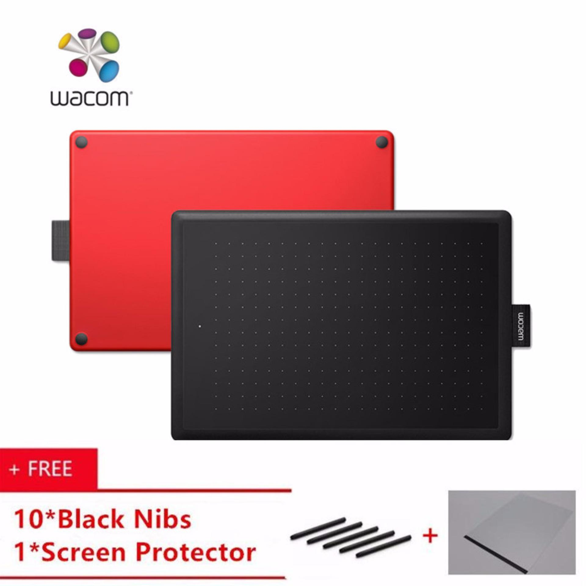 One By Wacom CTL 472 Digital Tablet Graphic Drawing Pad 2048 Pressure Level Small