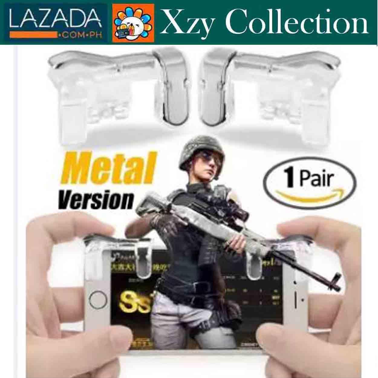 Buy Sell Cheapest Rootote Ceoroo V2 Best Quality Product Deals Fs Razer Kraken Pro White Ros L1r1 Sharpshooter Metal Trigger Transparent