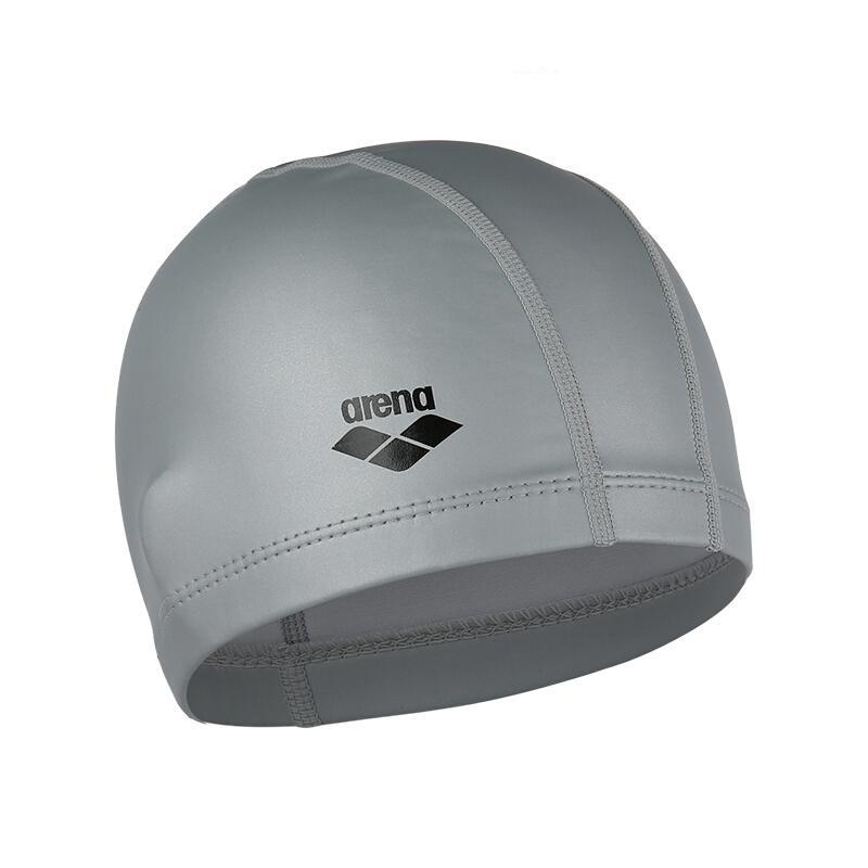 Arena Topi Silikon Winnie The Pooh Topi Renang Warna Polos Pria atau Wanita