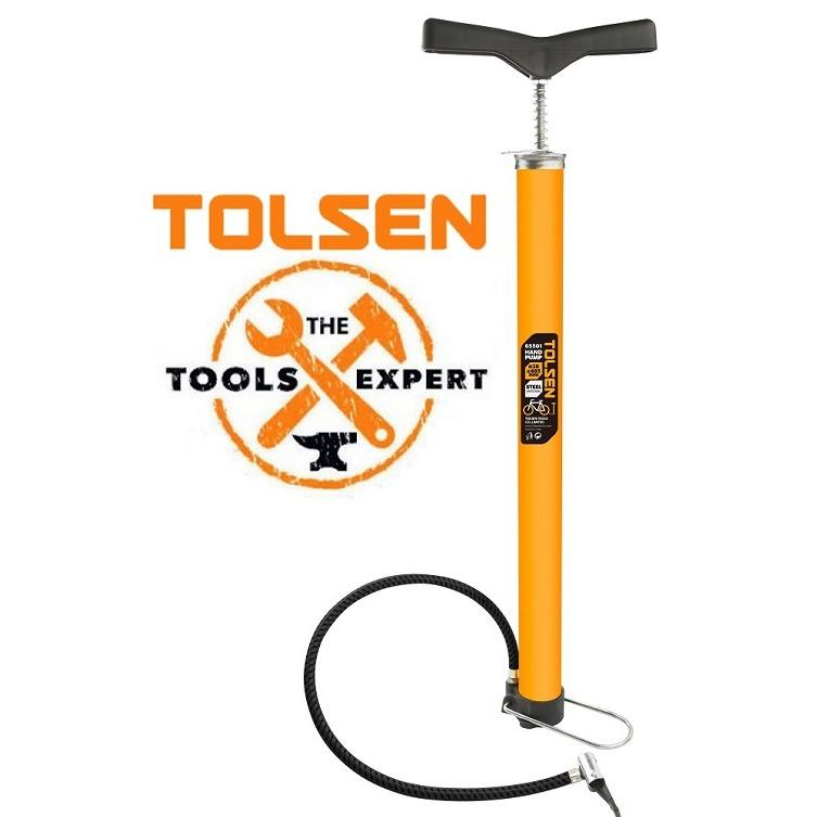 Tolsen Hand Pump (Ø38x485mm) By Tool Experts.
