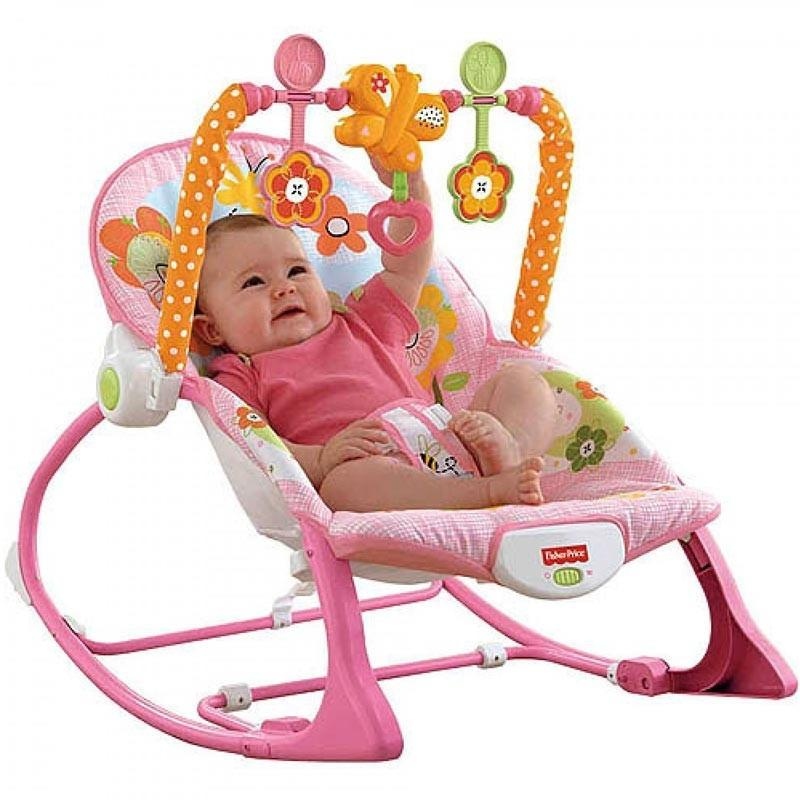 Fisher Price Infant To Toddler Rocker Bunny 1 Pcs