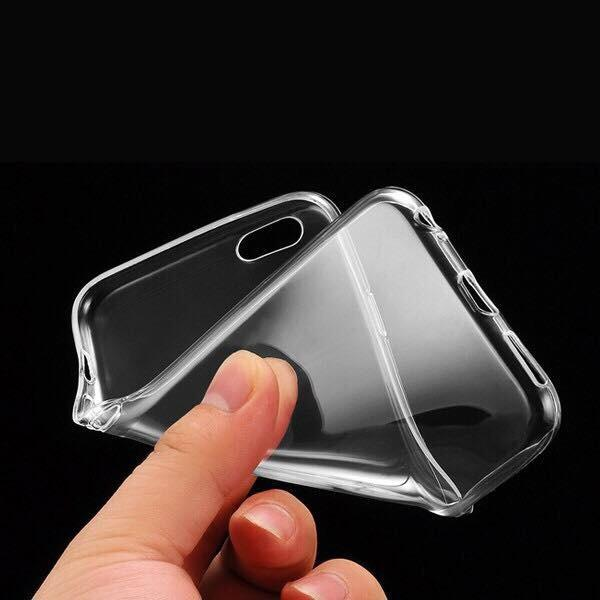 Clear Thin Case for IPHONE OPPO SAMSUNG