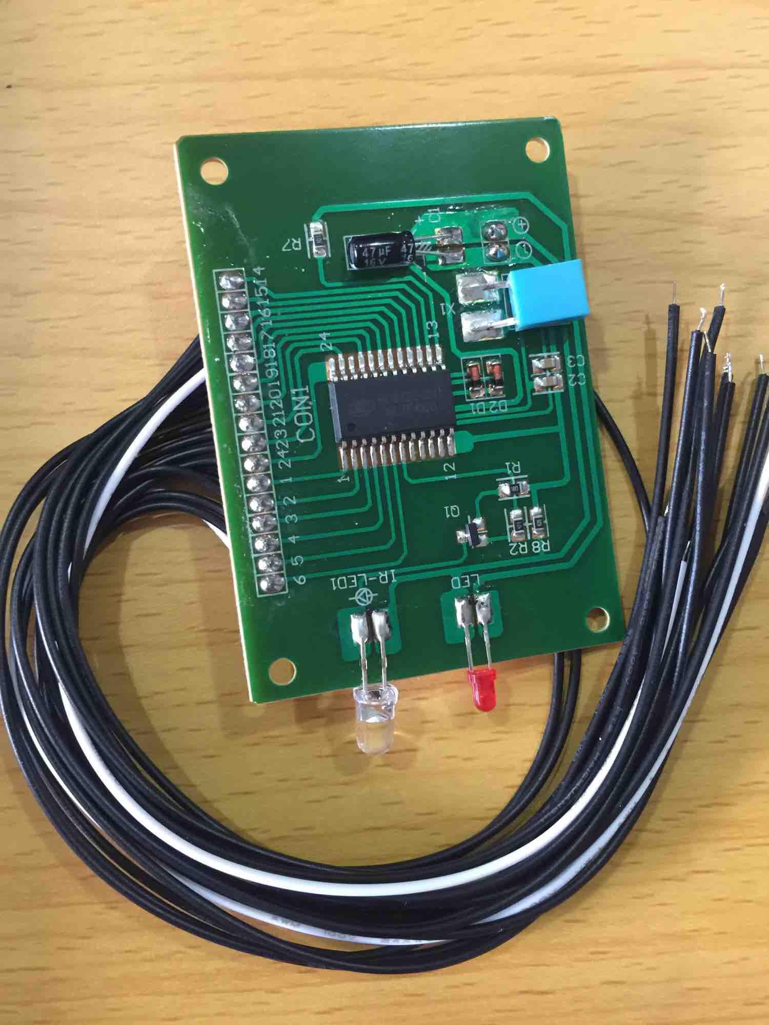 Pcb Remote Button Set For Videoke Machine Tj Media Battery Holder Wiring Board Philippines