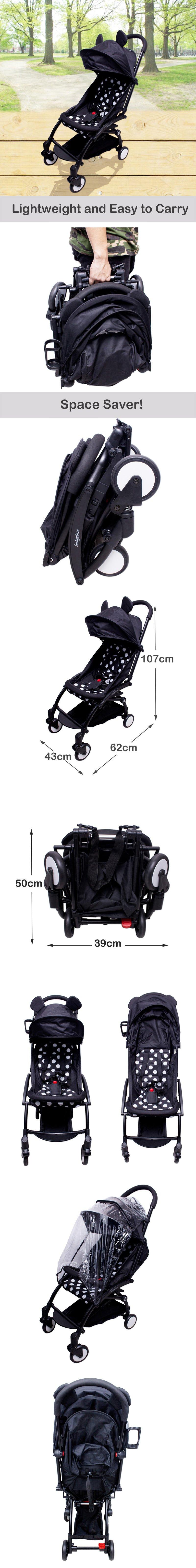 Infant Stroller Pushchairs