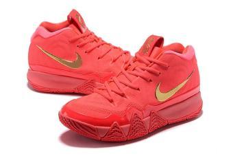 """brand new 2f3e3 bbad1 Nike Original Kyrie Irving 4 """"90s"""" Men Basketaball Shoe EU40~45"""