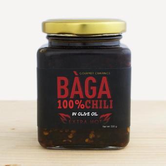 BAGA 100% Chili in Olive Oil