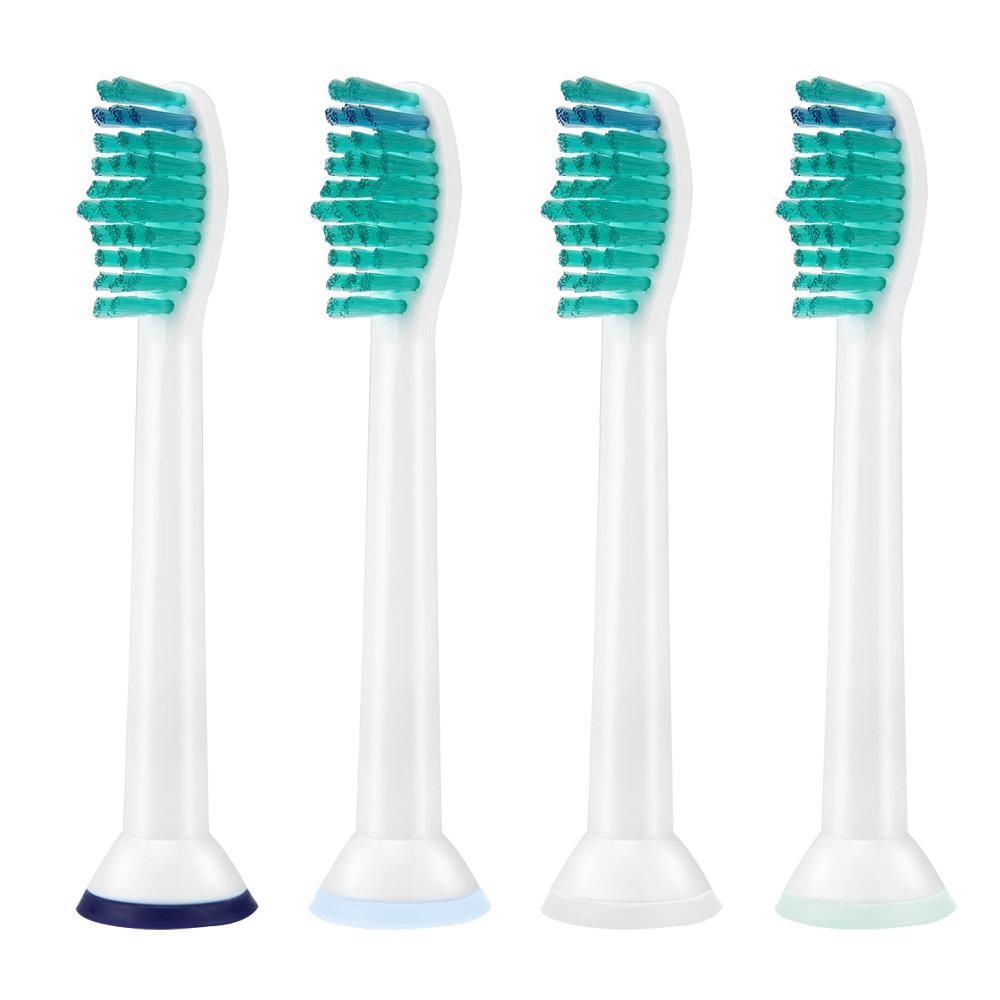 8 Buah Kepala Sikat Gigi Standar Pengganti Untuk Philips Sonicare Elektrik Dengan 3 Electric Generic Toothbrush Replacement Heads For Hx6710 Hx6930 Hx6530 Hx6210 4 Pack