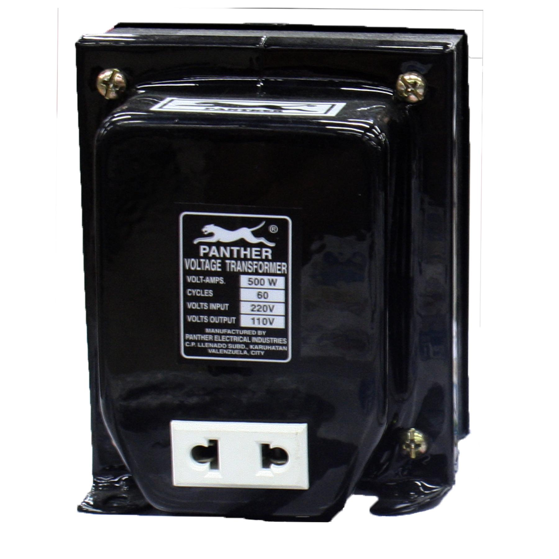 Panther Step-Down Transformer 500W Philippines
