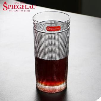 HL FULKWONG LICENSING 703 TRANSPARENT DOUBLE LAYER GLASS MUG WITHCOVER CUP CUP SCREEN PORTABLE CUP INTL