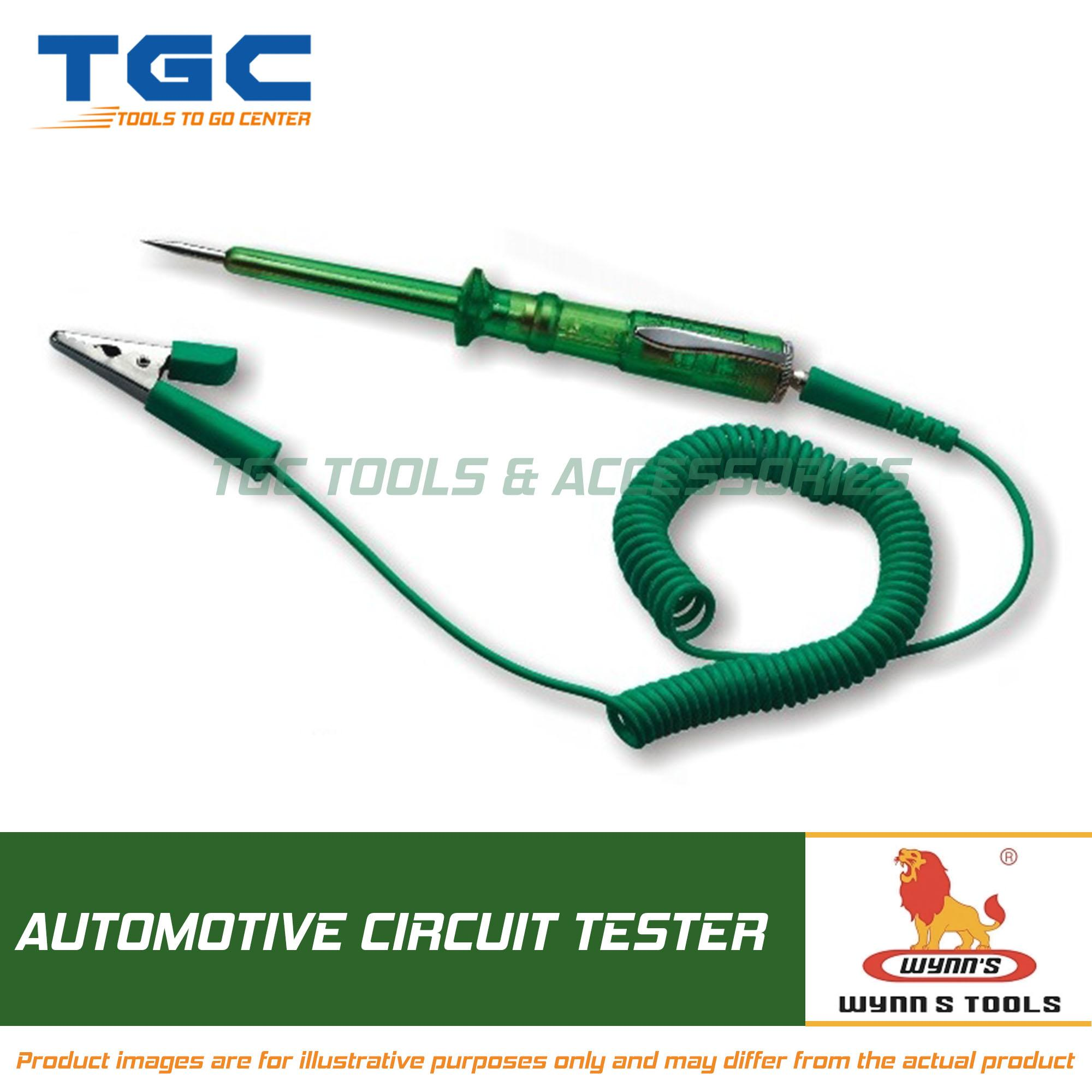 Buy Sell Cheapest Dxy 6v 12v Best Quality Product Deals Long Probe Continuity Test Light Car Voltage Circuit Tester Dc Wynns Automotive 24v For Vehicle