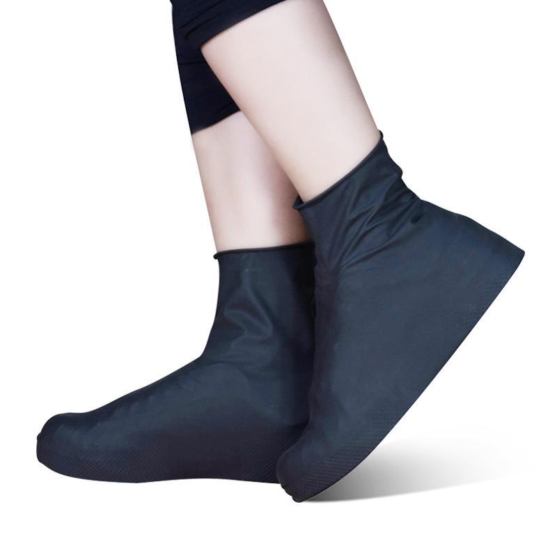 ... Non sekali pakai Luar rumah lateks Cover sepatu perjalanan pasir Anti  salju Tahan Air Cover sepatu d248101416