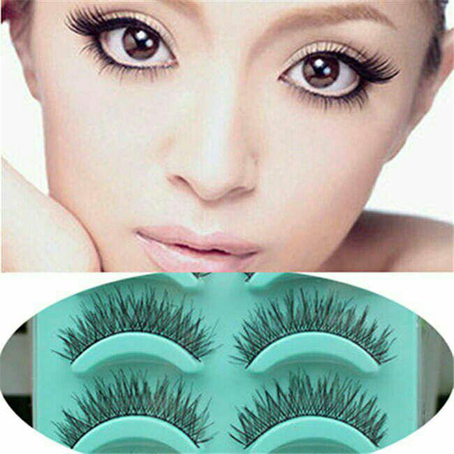 5pairs of thick lashes Philippines