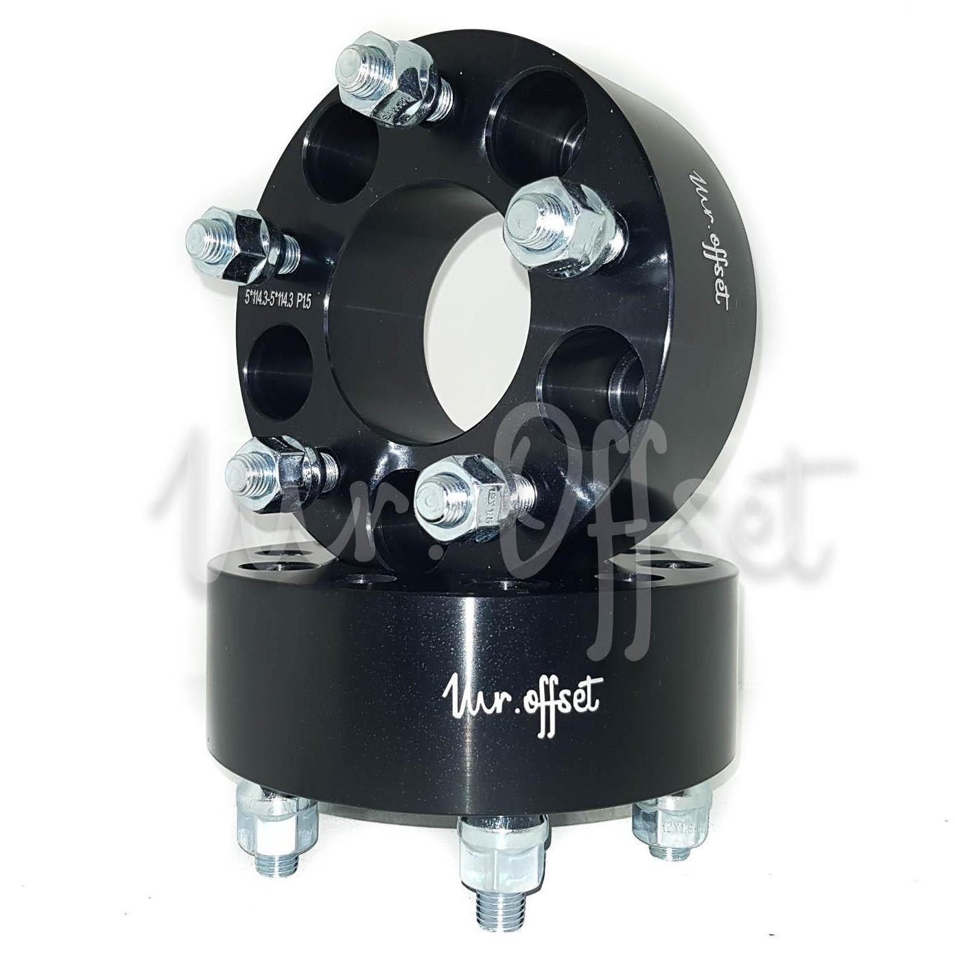 Mr Offset ® Mitsubishi Adventure 50mm Wheel Spacer (1pair=2pcs)