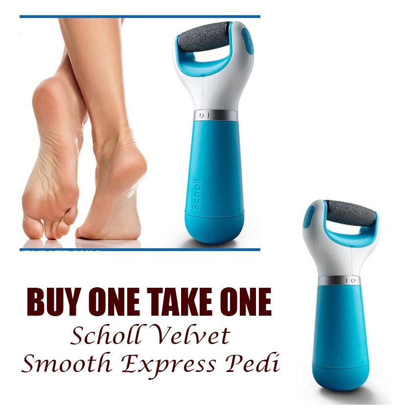 Buy 1 Take 1 - Scholl Velvet Smooth Express Pedi