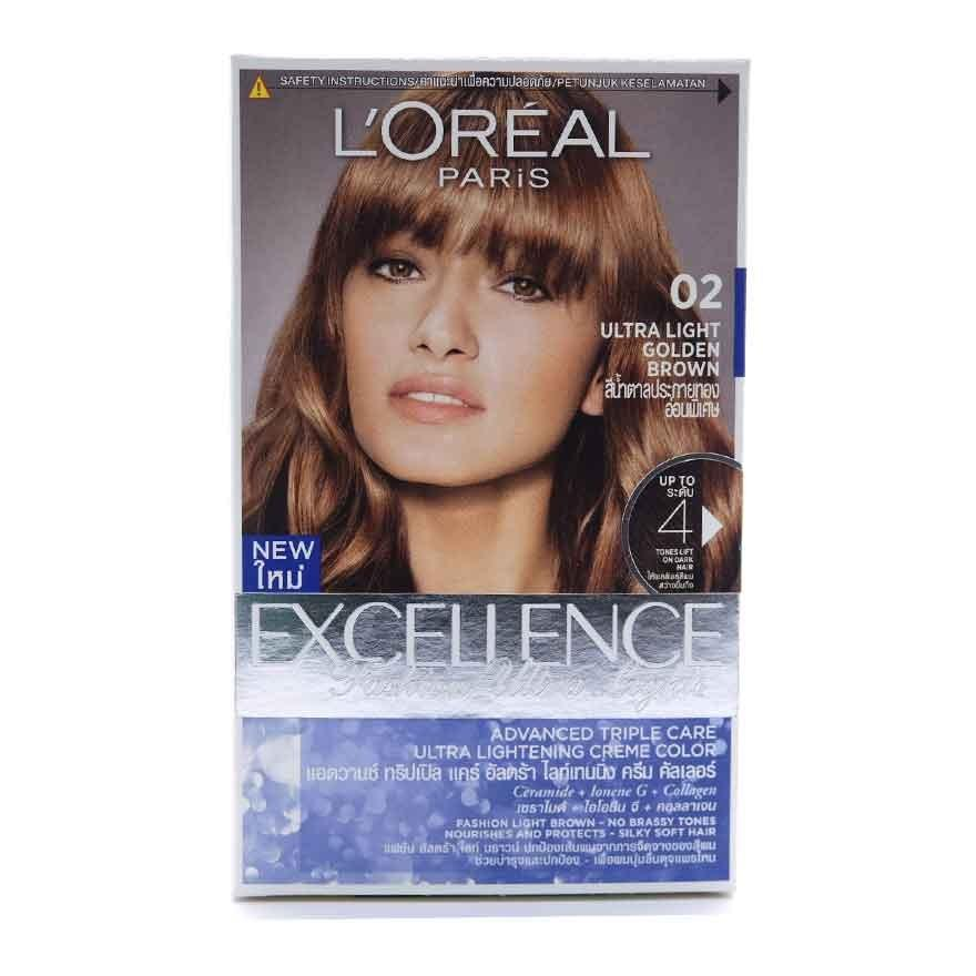 The Price Of Loreal Paris Excellence Fashion Hair Color 14g No 6 34