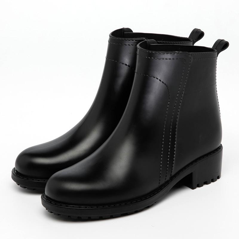 Sepatu Boots Hujan Wanita Korea Selatan Imut Sepatu Anti Air Anti Selip Modis Sepatu Anti Air Luar Rumah Sepatu Karet Casual Overshoes Rendah Pendek Sepatu Bot Hujan By Koleksi Taobao.