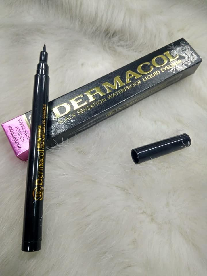 Dermacol Black Sensation Waterproof Liquid Eyeliner Philippines