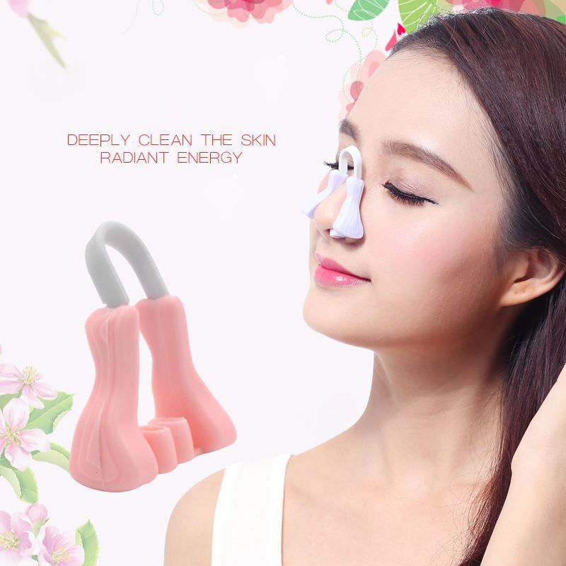 HiQueen Sửa Mũi Mũi Máy Massage An Toàn Mũi Lên Kẹp Nâng Định Hình Shapers Silicon Làm Mịn Làm Đẹp Corrector Massage Mũi Dụng Cụ Làm Đẹp tốt nhất