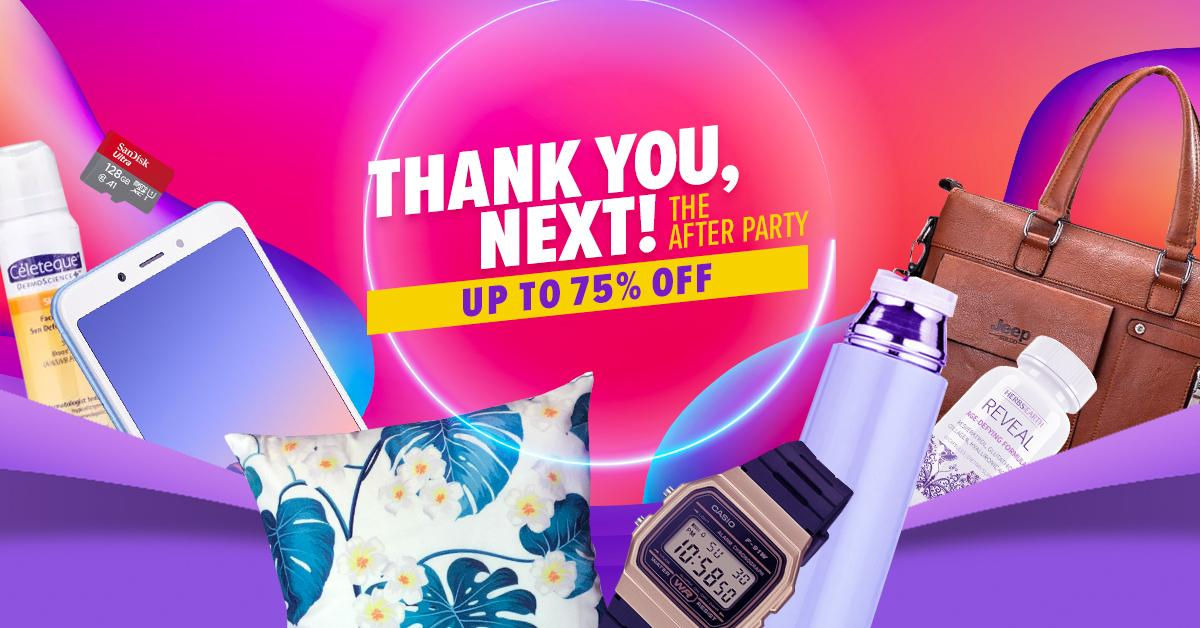 After Party Sale!!!