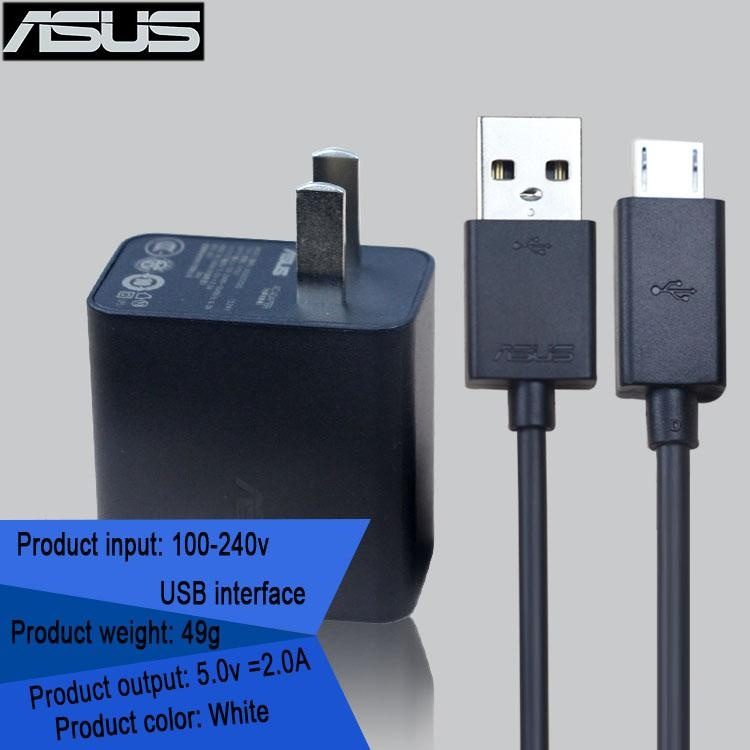 Asus Original Charger For ASUS Zenfone 2 Laser / ASUS 5000 w/ USB Micro2 0