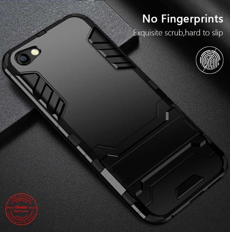 new styles 0f13e cdc76 Rzants For OPPO F3 Plus [Armor Series] Shockproof Kickstand Hard Back Cover  Case - intl
