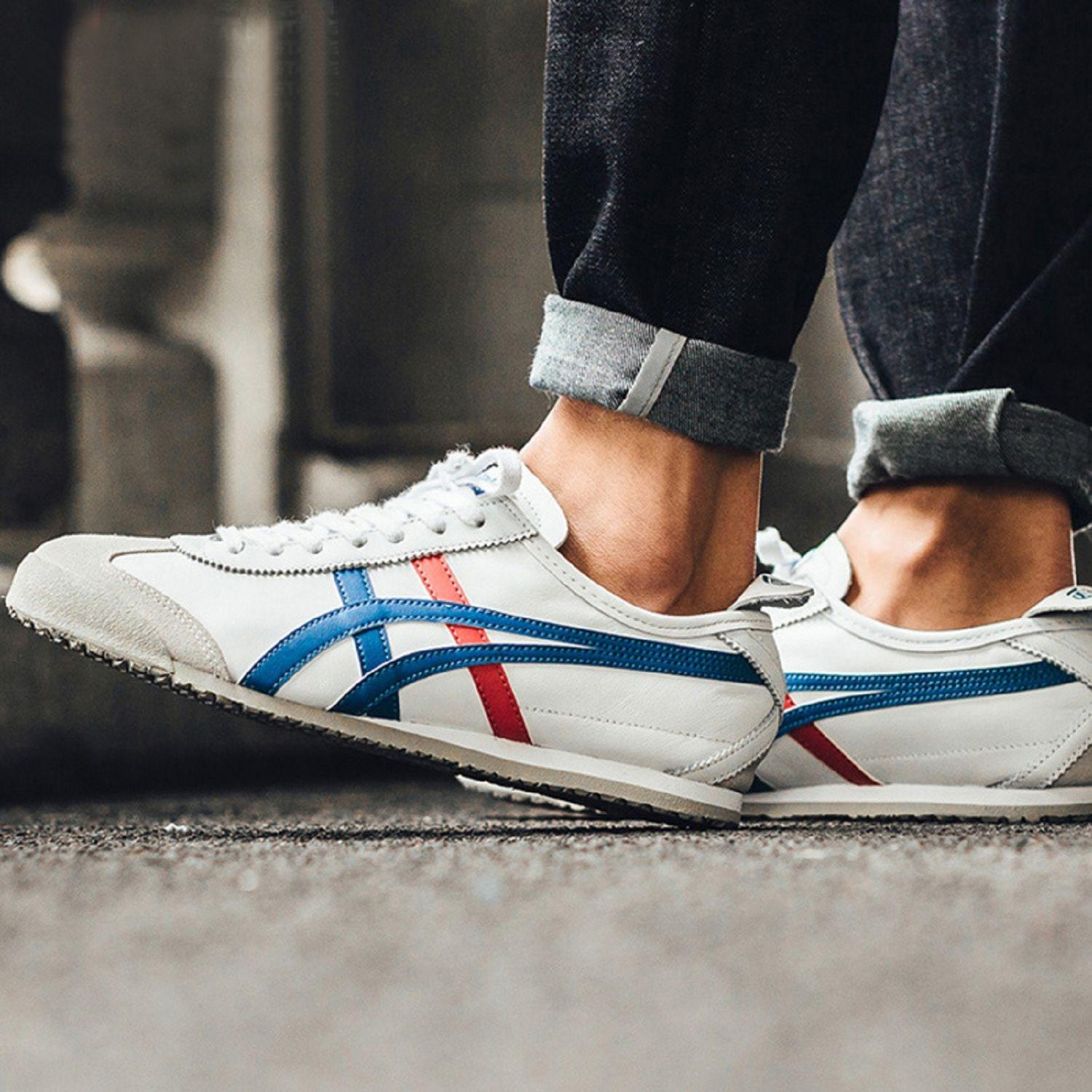 Onitsuka Tiger Mens Shoes Price In Malaysia Best Sepatu Bayi White Asics Womens Casual Mexico 66 Athletic Dl408 0146