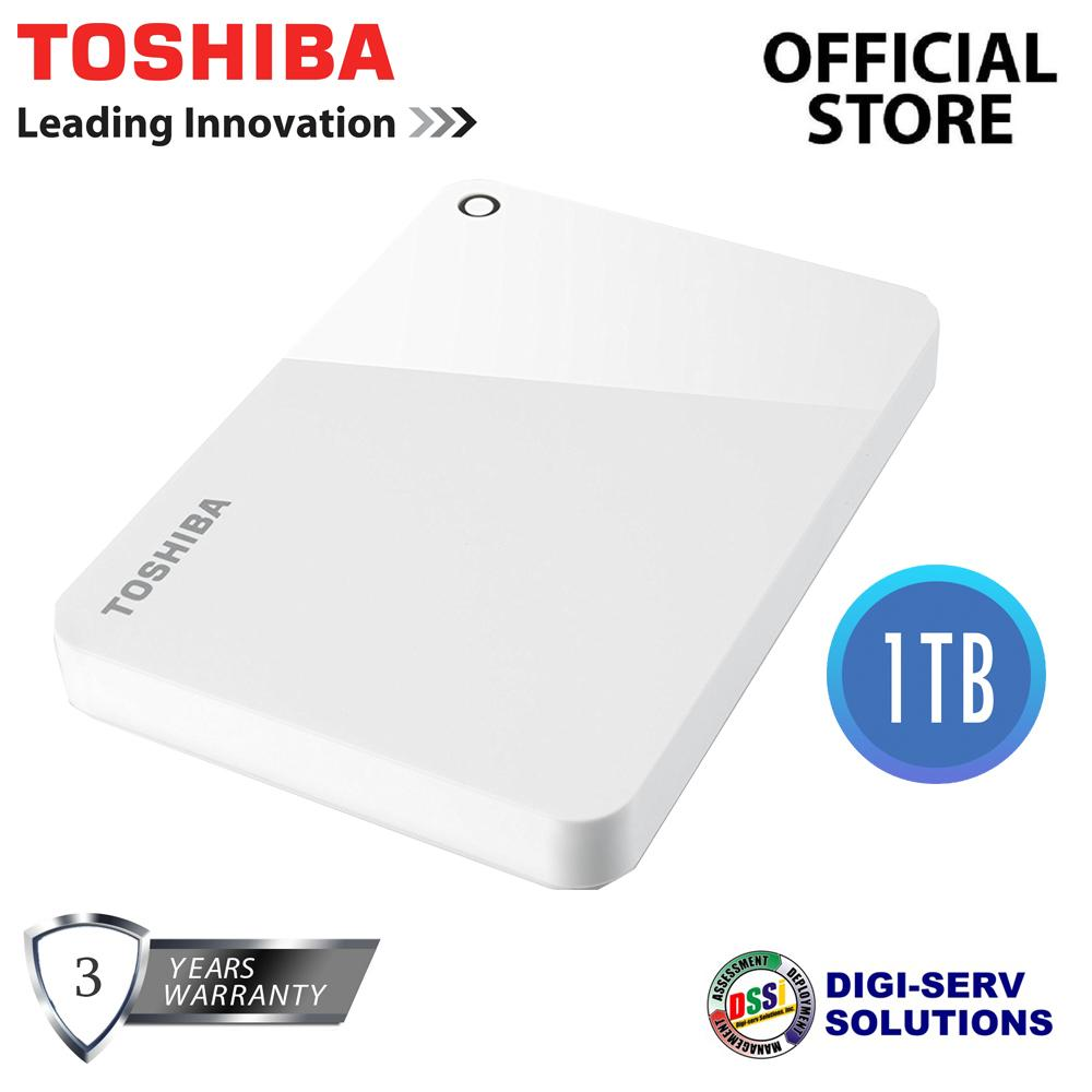 Toshiba Philippines External Hard Drive For Sale Prices Hardisk Canvio 1tb Connect Ii V8 Usb 30 Portable Windows Linux And