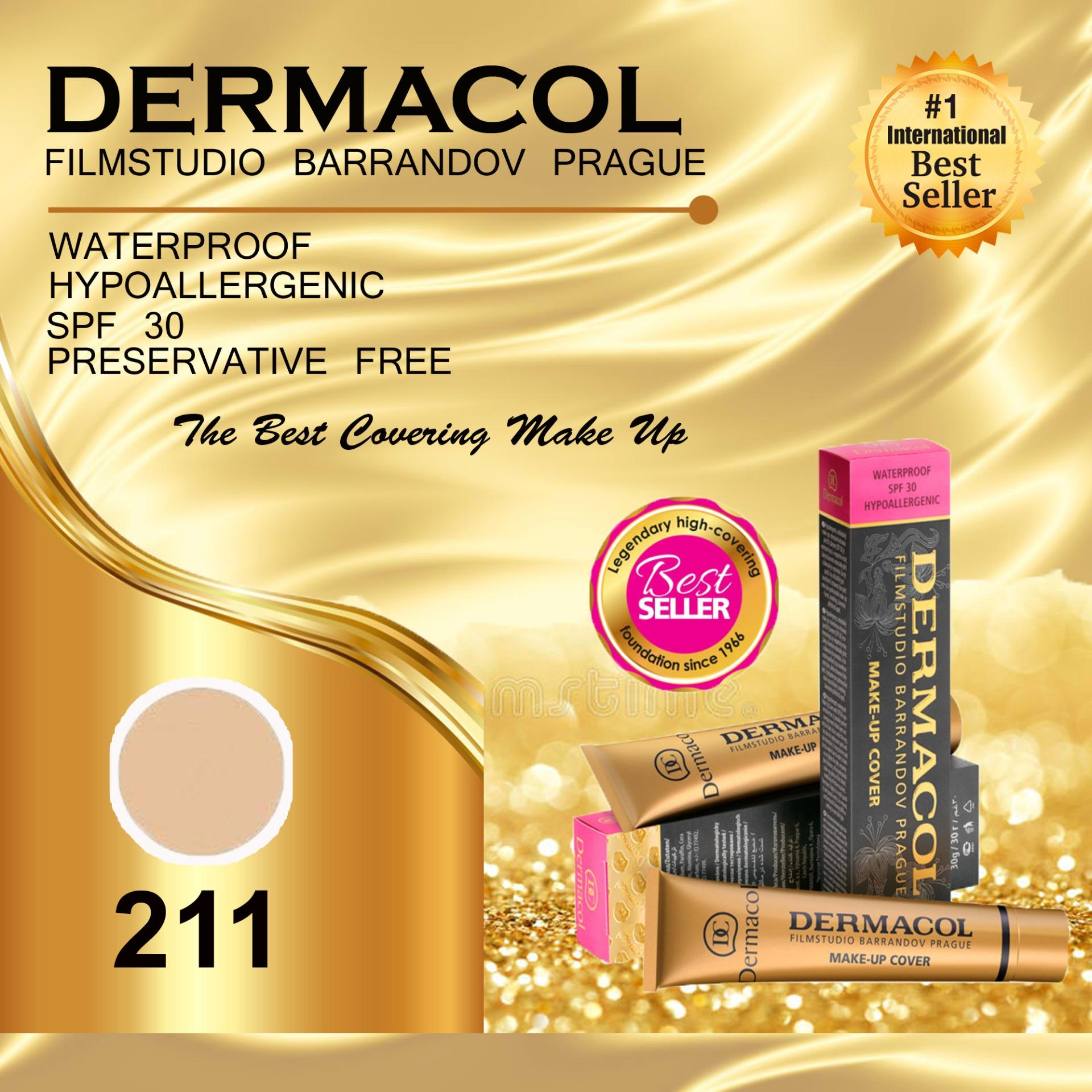 Dermacol Make-up Cover Foundation No.211 Philippines