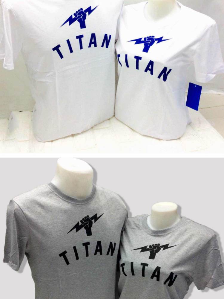 e01c9774 Specifications of Popular brand Japanese-style cotton stretch T-shirt TITAN  unisex
