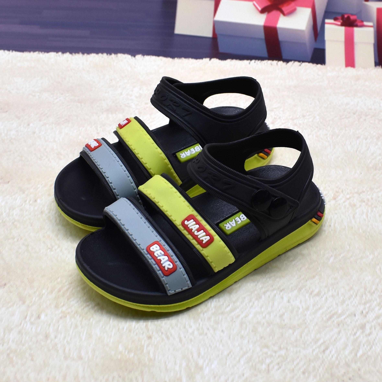 2019 model baru anak-anak Sandal Summer musim panas fungsi Sepatu anak  Plastik Pijakan empuk a1613f5483