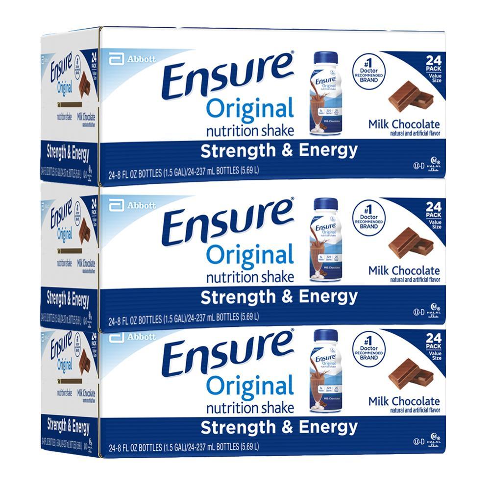 Ensure Philippines Price List Powdered Chocolate Vanilla Fos Tin 1000 Gr Original Nutrition Shake Milk 3 Pack 24 Bottle Per