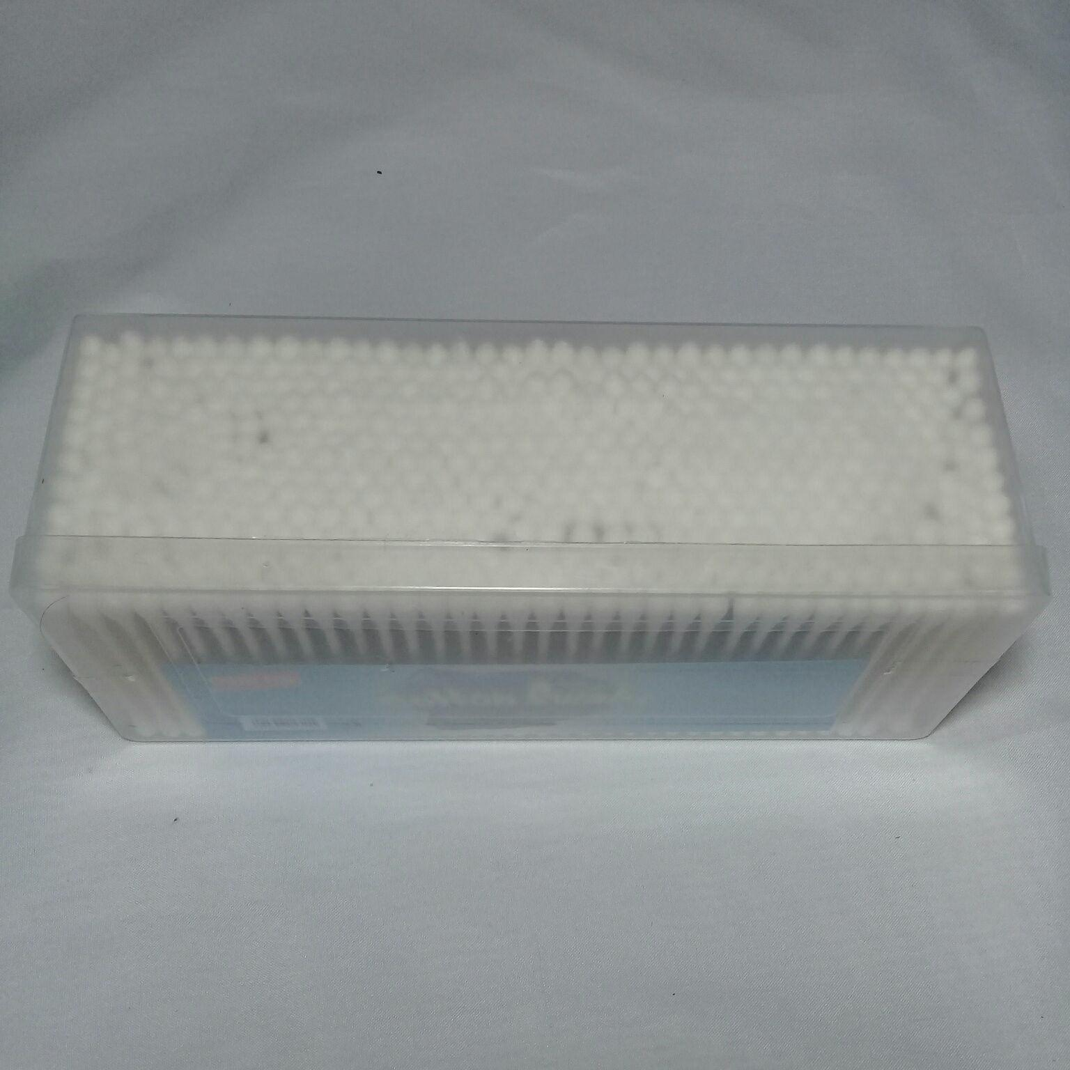 0102 Cotton buds square box 500pcs Philippines