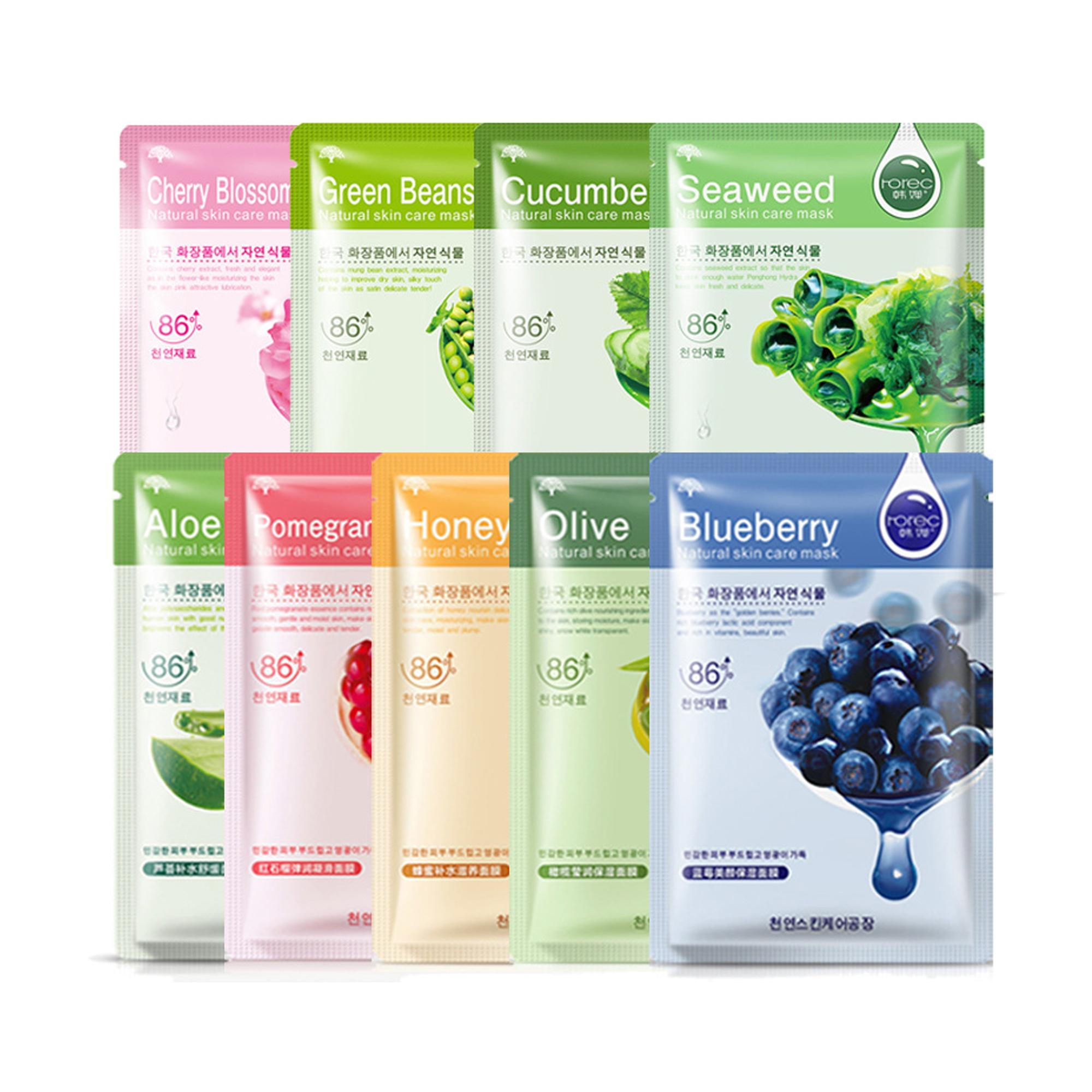 Buy Sell Cheapest 1 Pcs Face Best Quality Product Deals Nature Republic Mask Sheet Greentea Bundling 3pcs Amog Rorec Soft Skin Natural Moisturizing Extracts Set Of Aloe 1pcs