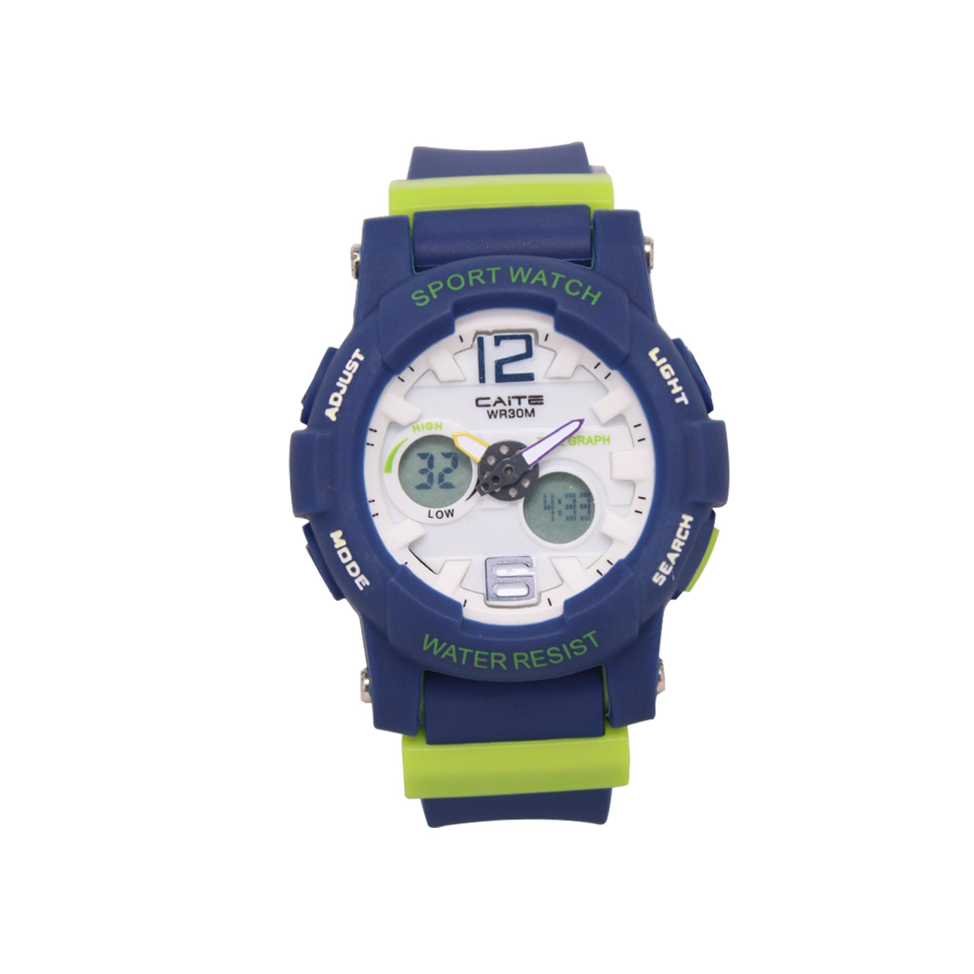 timer watch ricordo watches yacht blue us en simple