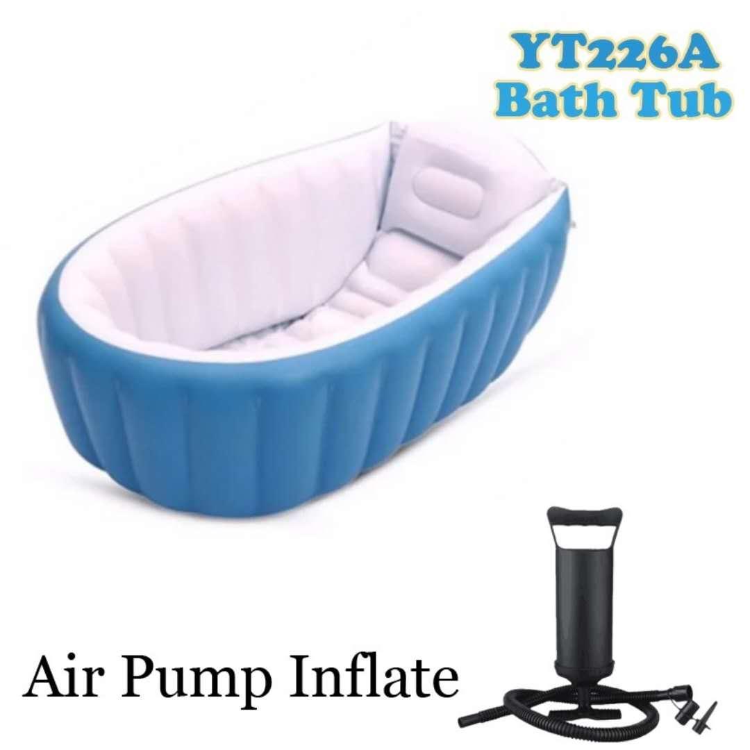 Shop Online Bestway Childrens Baby Inflatable Bath Cushioned Bottom ...