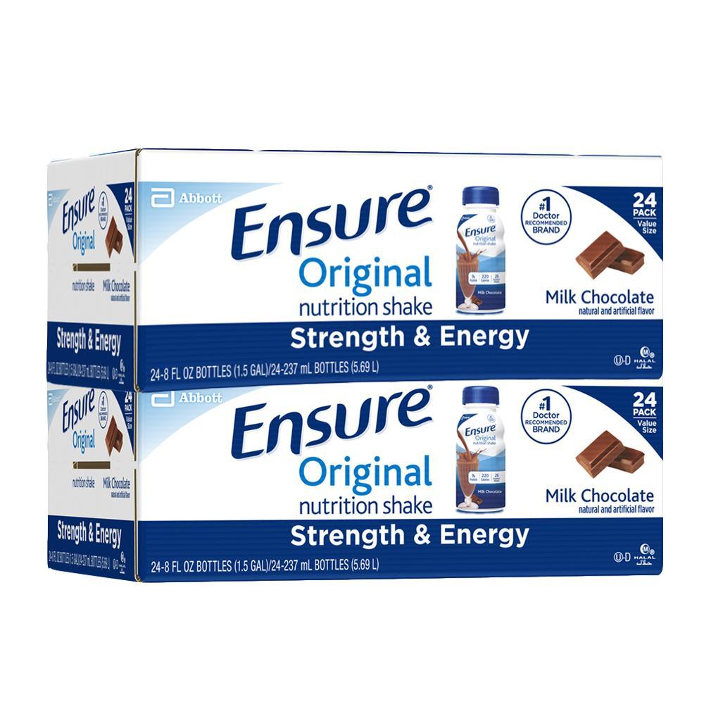 Ensure Philippines Price List Powdered Chocolate Vanilla Fos Tin 1000 Gr Original Nutrition Shake Milk 2 Pack 24 Bottle Per
