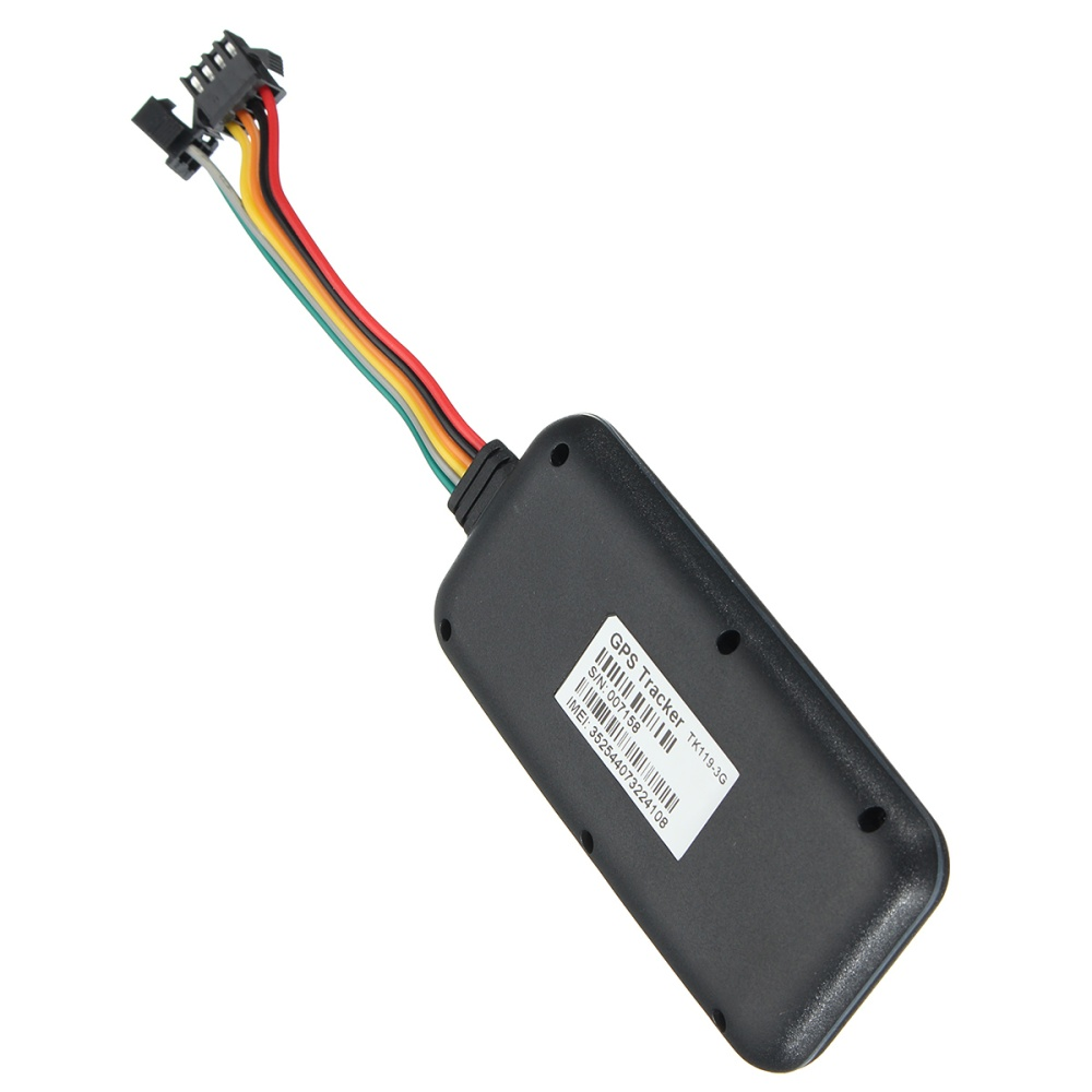 3G GPS Tracker Real live Time Tracking Device Vehicle Car Yacht Boat  Caravan - intl