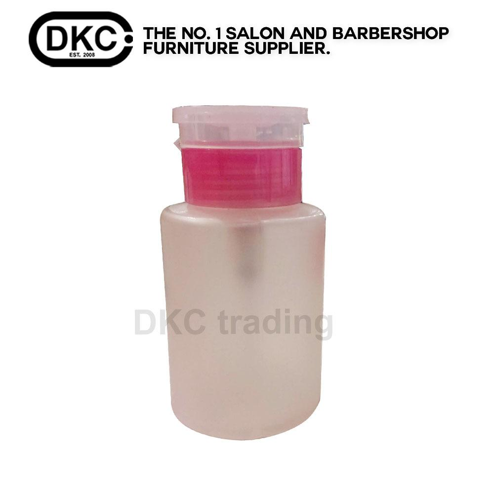 Acetone Nail Polish Remover Pump Dispenser Container Pink Philippines